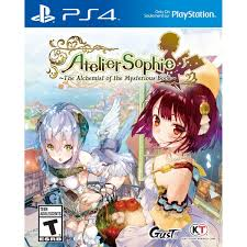 atelier sophie the alchemist of the mysterious book