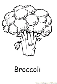 Small Picture Vegetable Coloring Page 13 Coloring Page Free Vegetables