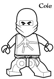 lego ninjago characters coloring pages - Clip Art Library