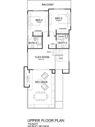 43 best houses images on pinterest floor plans, coastal homes House Floor Plans Under 1000 Square Feet this modern design floor plan is 1990 sq ft and has 3 bedrooms and has bathrooms home floor plans under 1000 square feet