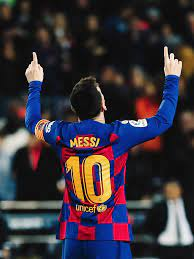 ▷ Lionel Messi Hintergrundbild 📱