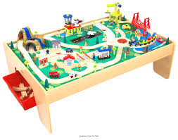 imaginarium train table layout instructions toys home