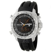 timberland qt7169101 watch watches timberland men s steprock watch