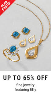 stop by and save up to 65 off on fine jewelry featuring effy in