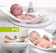 most baby bath tubs on the market are often the traditional awkward