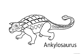 Small Picture Coloring Pages To Print Dinosaurs Coloring Pages