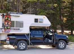 How to make any cabover camper fit a Toyota Tacoma or any 1/4 ton ...