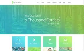 21 Green Eco Friendly Wordpress Themes For Green Organic