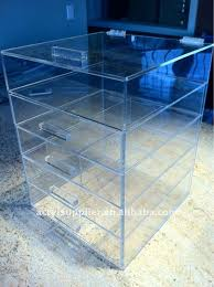acrylic makeup organizer with drawers acrylic makeup organizer acrylic makeup organizer with drawers acrylic cosmetic storage drawers on