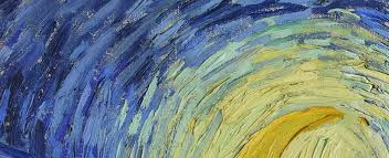 or say you d like to study vincent van gogh s painting technique in starry night on display at the museum of modern art