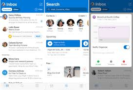new outlook microsoft refreshes outlook for ios with new ui and app icon