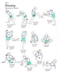 stretch it before you run it