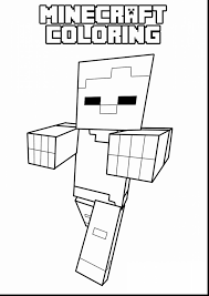 Small Picture astounding minecraft herobrine coloring pages printable with