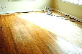 diy floor refinishing sanding do it yourself sandless floor refinishing