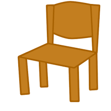 wooden chair clipart. chair png clipart #40532. wooden