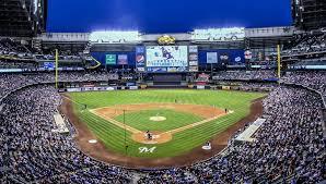 Miller Park Milwaukee Brewers Ballpark Ballparks Of Baseball