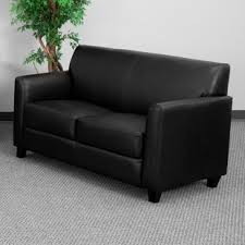 Quickview. Black Leather Sofas