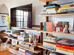 Wall Shelving For Living Room Living Room Built In Shelves Hgtv