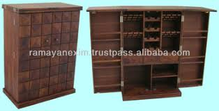 Image Wooden Wooden Wine Cabinetwine Rackbar Counterbar Table Setbar Cabinet Houzz Wooden Wine Cabinetwine Rackbar Counterbar Table Setbar