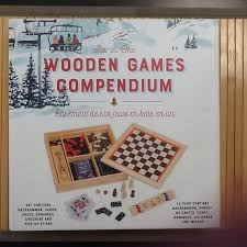 Wooden Games Compendium Best 10000 In 100 Wooden Games Compendium for sale in Moose Jaw 69