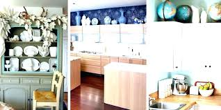 Above Kitchen Cabinets Ideas Awesome Design