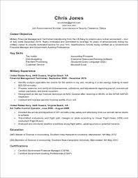 Military To Civilian Resume Template Cool Military To Civilian Resume Template Builder Example Free Sample