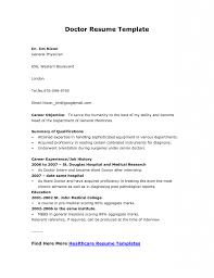 Resume Format For Doctors Bhms Homeopathy Doctor Resume