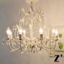 french country style vintage k9 crystal rococo palais chandelier with regard to lighting ideas 16