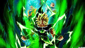 Dragon Ball Super Broly Hd