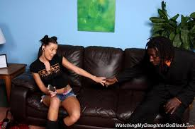 Watching My Daughter Go Black Chayse Evans Summer Interracial Sex.