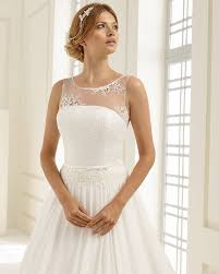 Brautkleid Adria - Bianco Evento online kaufen   The Beautiful ...