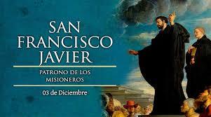 Resultado de imagen de imagenes  de  SAN  FRANCISCO  JAVIER