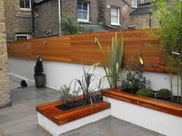 london garden fencing london garden