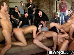 Real orgy party 4