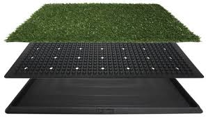 dogs bathroom grass. about: the petzoom pet park is another dog potty pad solution, using synthetic grass rather than real grass. dogs bathroom i