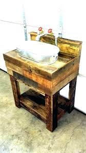 galvanized bathroom sink tin bucket sink galvanized bucket sink gorgeous tic bathroom decor ideas you should galvanized bathroom sink