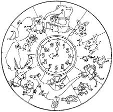 Kleurplaten En Zo Kleurplaten Van Mandala Dieren