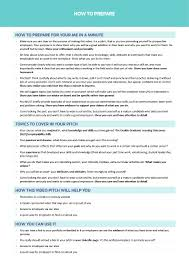 What To Say In A Video Resume Resume For Study