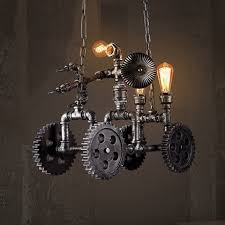 Retro industrial lighting fixtures Bedroom Iwhd American Iron Retro Lamp Hang Lights Vintage Industrial Lighting Fixtures Wood Gear Pendant Light Creative Car Iluminacion Imall Iwhd American Iron Retro Lamp Hang Lights Vintage Industrial