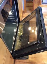how to clean oven door gl photos wall and tinfishclematis