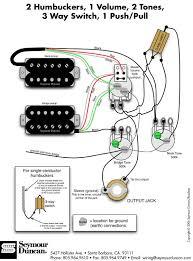 guitar wiring diagram 2 humbucker 1 volume 1 tone 2 humbuckers 1 Double Humbucker Wiring Diagram guitar & bass pickup wiring artist relations guitar wiring diagram 2 humbucker 1 volume 1 tone two humbucker wiring diagram