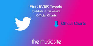 Check Out The First Ever Tweets From Artists In This Weeks