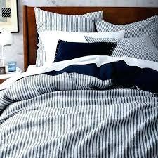 navy white bedding and striped blue target duvet cover uk