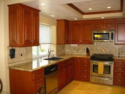 Image Of: Design Kitchen Wall Colors With Oak Cabinets