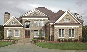 exterior colonial house design. Westover House Plan Exterior Colonial Design U