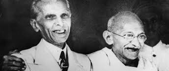 jinnah gandhi partition