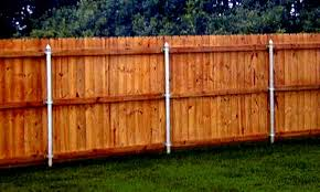 Steel Fence Posts Wood Fence Post Options Metal Fence Posts FENCE