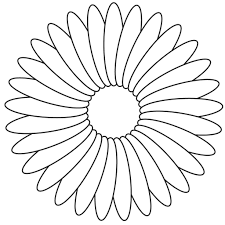 Coloring Pages For Girls Flowers At Getdrawingscom Free For