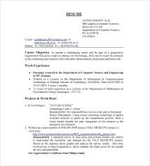 How To Make Resume For Freshers Street Fresher Resume Format Free