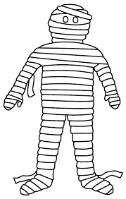 Small Picture Printable Mummy Coloring Pages Printable Mummy Mummies Mummies